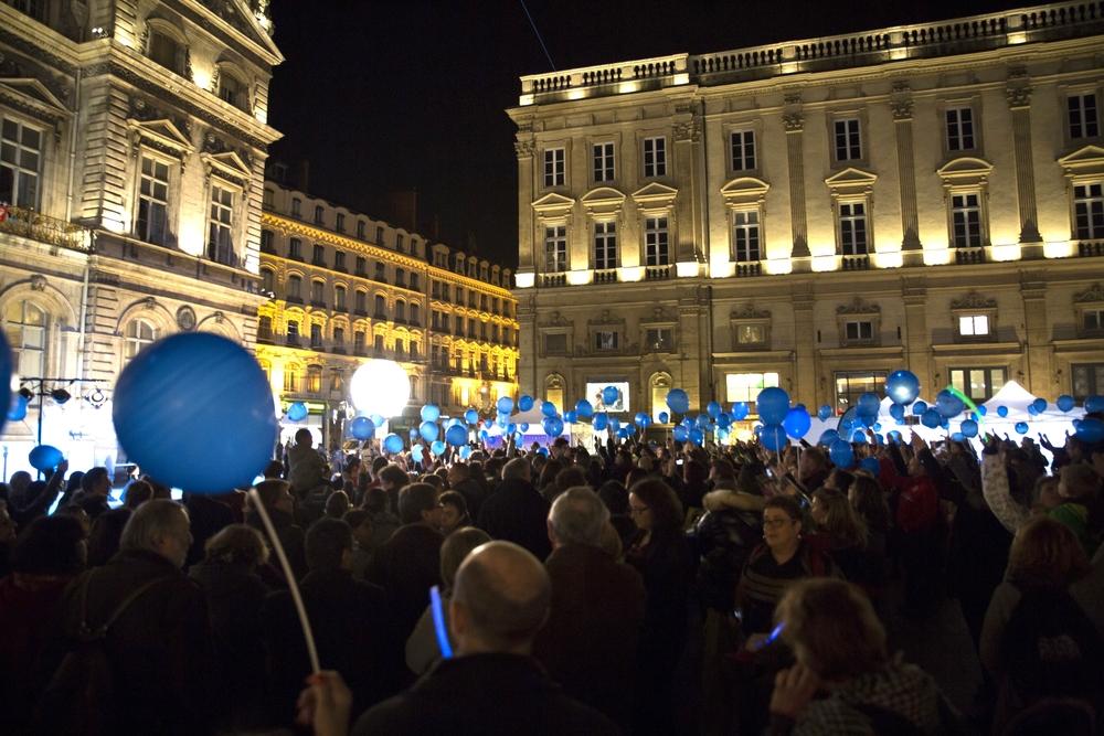 La Marche des Lumières    Lyon   Je m'inscris à partir du 1er juin