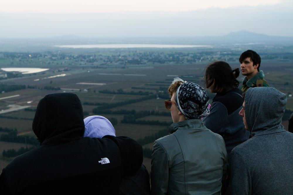 Har Bental, Israel / 2012