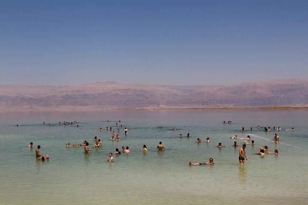 The Dead Sea, Israel / 2012