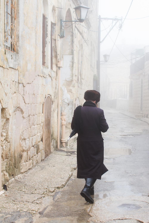 Tzfat, Israel / 2012