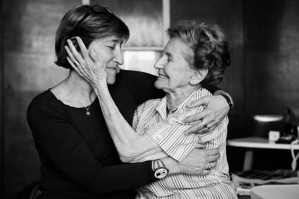 Janet & Eva