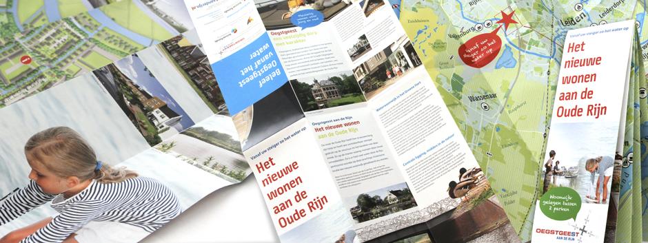 Oegstgeest aan de Rijn waterkaart 01.jpg
