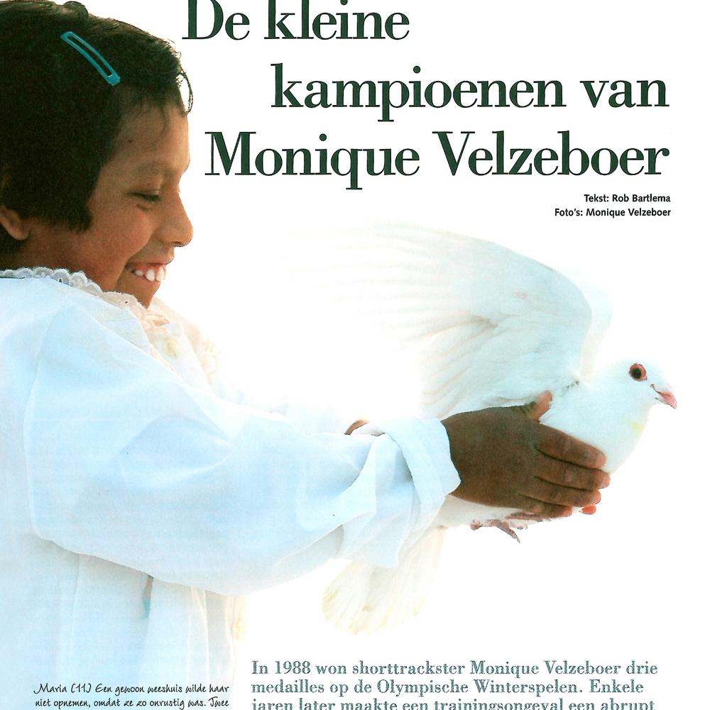 De kleine kampioenen van Monique Velzeboer De wachtkamer 20-08-13