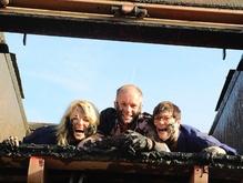 Mud Masters met… Dammie van der Poel   17 november 2015  Grond-, weg- en waterbouw: zoals baggeren, maaien en beschoeien. Dammie van der Poel en zijn 35 medewerkers zijn er meester in...