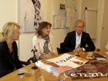 Opbrengst MVF, 2011 en 2012 23 mei 2013 Tegelijkertijd op tafel bij Liliane Fonds.