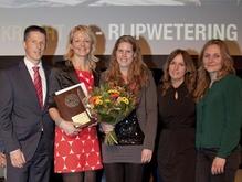 Windkracht 10 uitgeroepen tot Sterkste Schakel in communicatie 15 april 2013 Windkracht 10 is voor jury de onbetwiste sectorwinnaar.