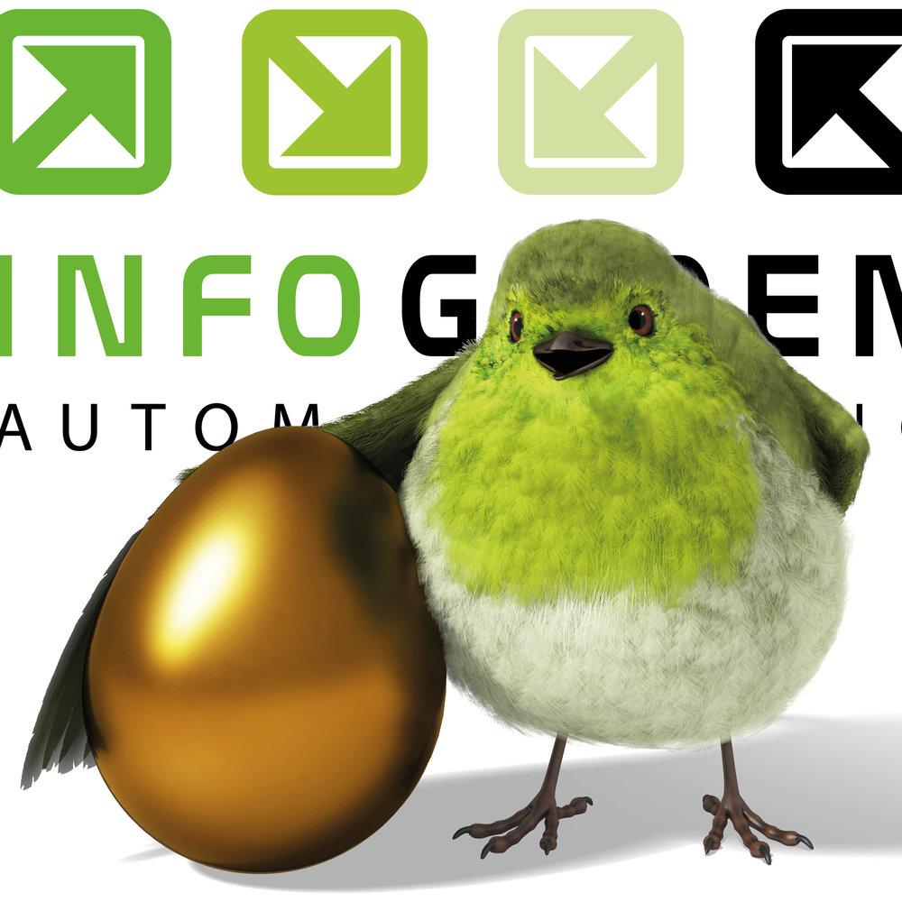 InfoGroen, GroenVision, CleanVision, SW- Enterprise