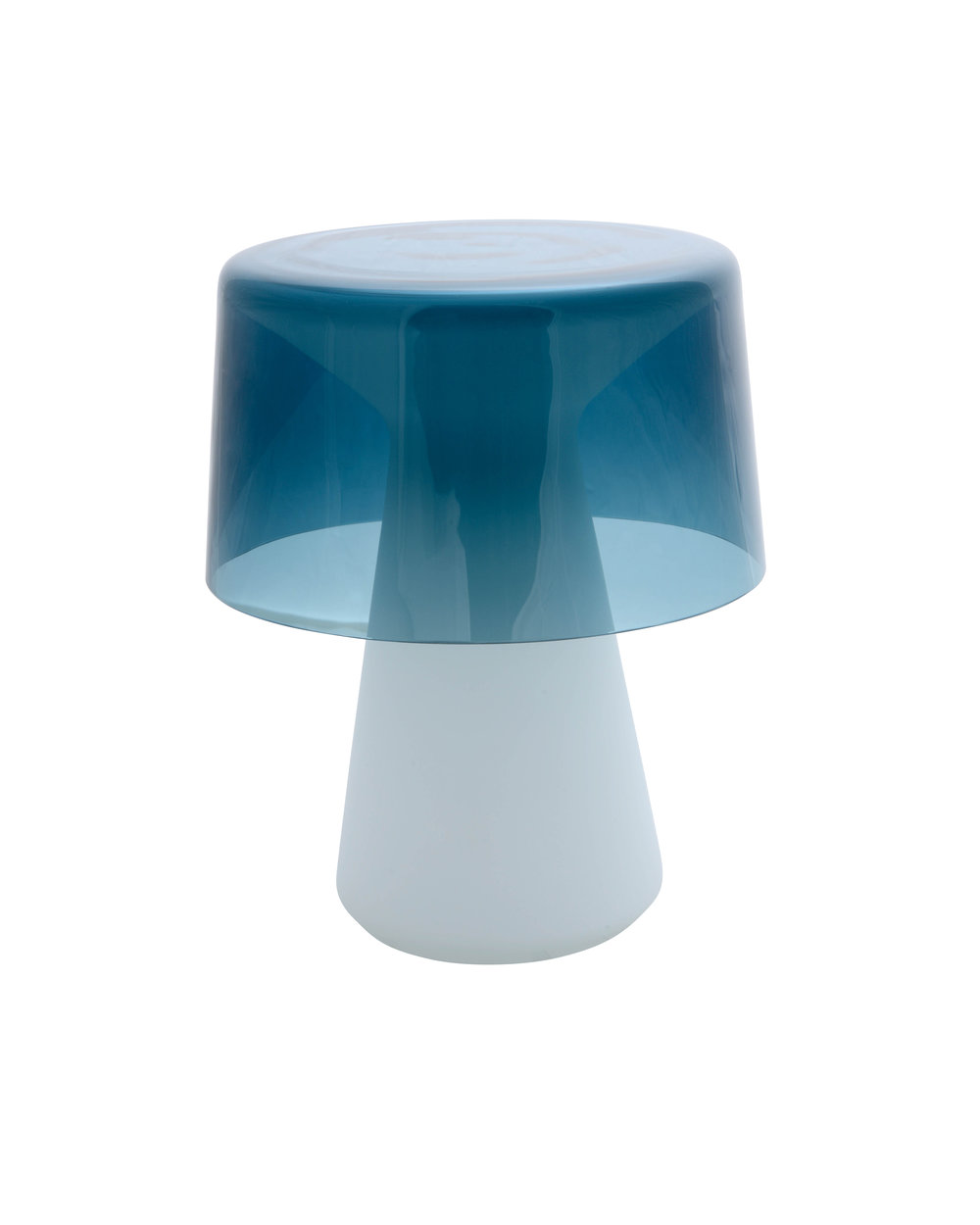 Nelly table light NM blue