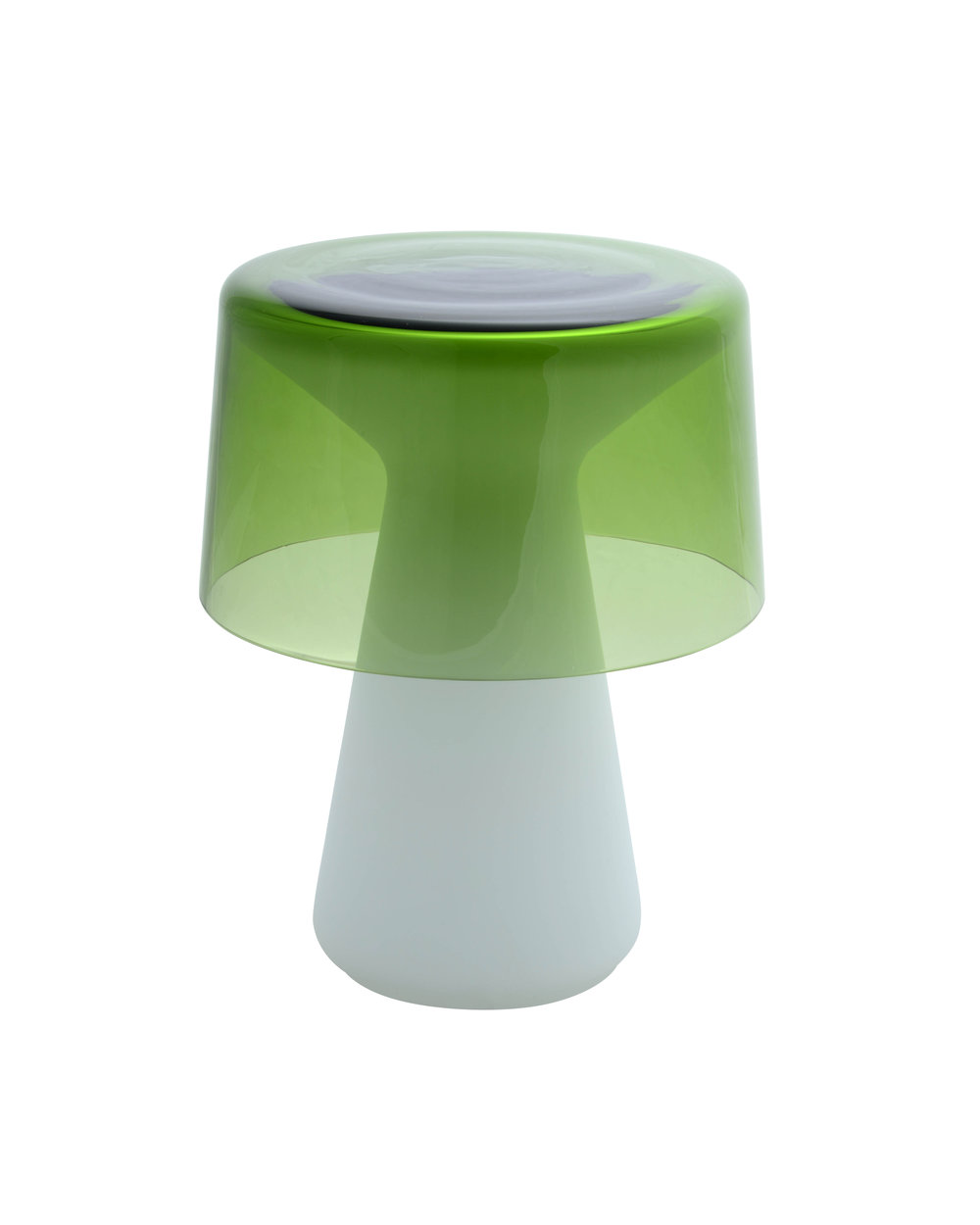 Nelly table light NM green