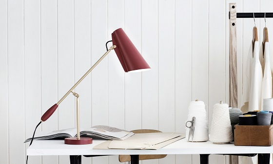 Birdy task light from Northern Lighting