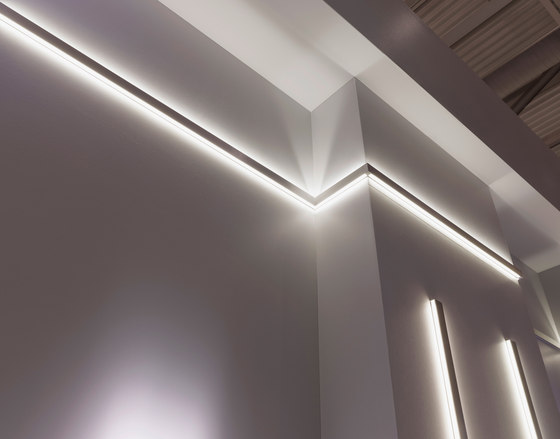 Millelumen Architecture linear wall lights