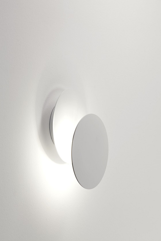 Millelumen Circles wall light offset