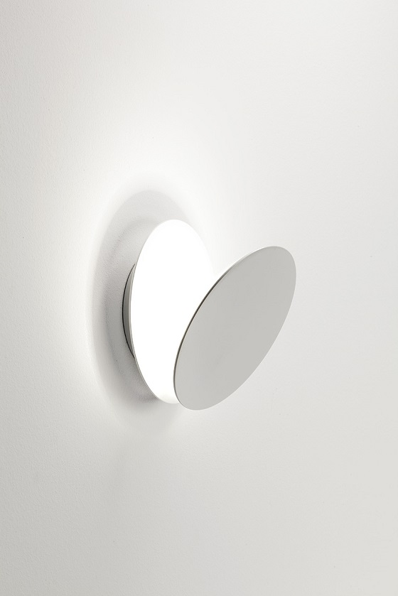 Millelumen Circles wall light pointing up
