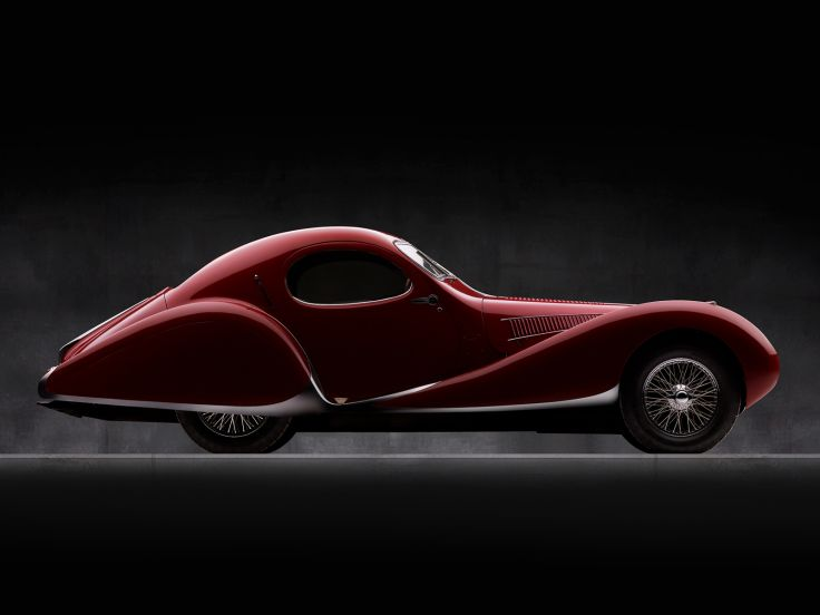 Talbot Lago T130C Figoni et Falaschi 1938