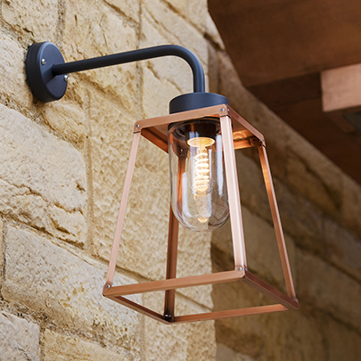 Roger Pradier Lampiok outdoor wall light