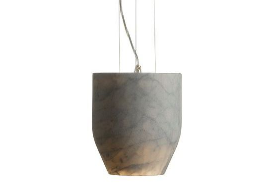 Produzione Privata marble pendant light Canova