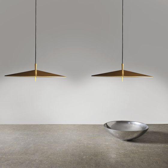 Milan Iluminación Pla pendant light