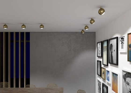Milan Iluminación Bo-La spot lights
