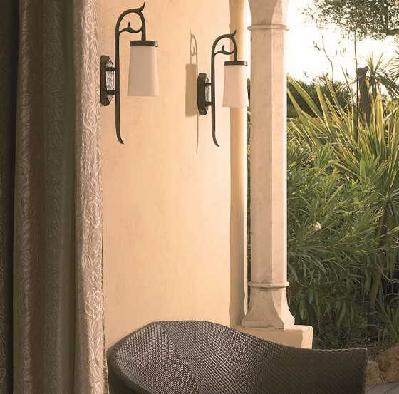 Objet Insolite outdoor wall light Marquise