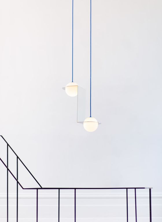Lambert et Fils pendant light
