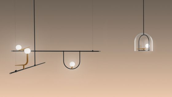 Neri & Hu Yanzi lights for Artemide 2