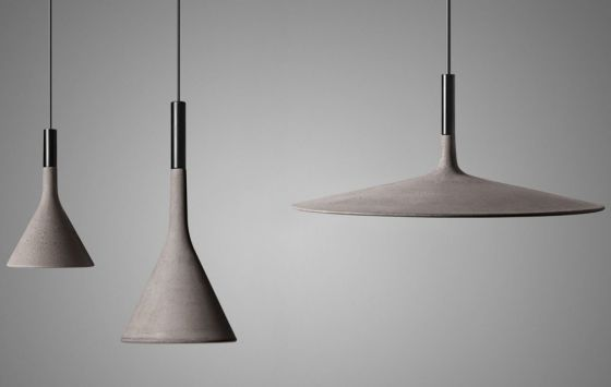 Foscarini Aplomb pendant lights