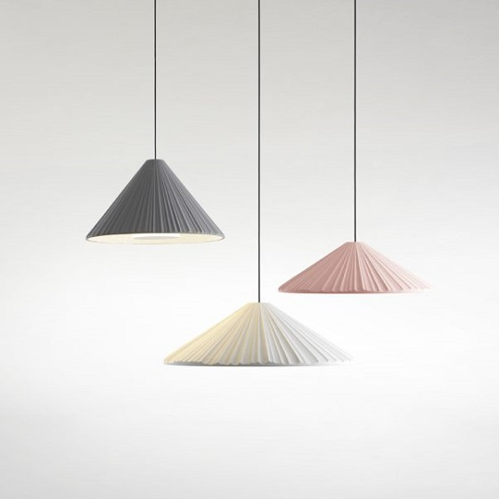 Marset Pu-Erh ceramic pendant lights