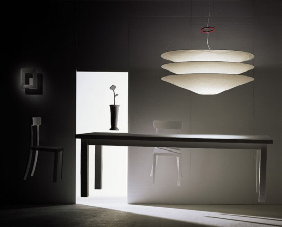 Ingo Maurer Floatation pendant light