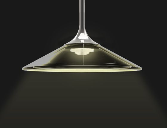 Orsa pendant light by Foster+Partners for Artemide