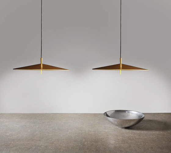 Milan Pla pendant light