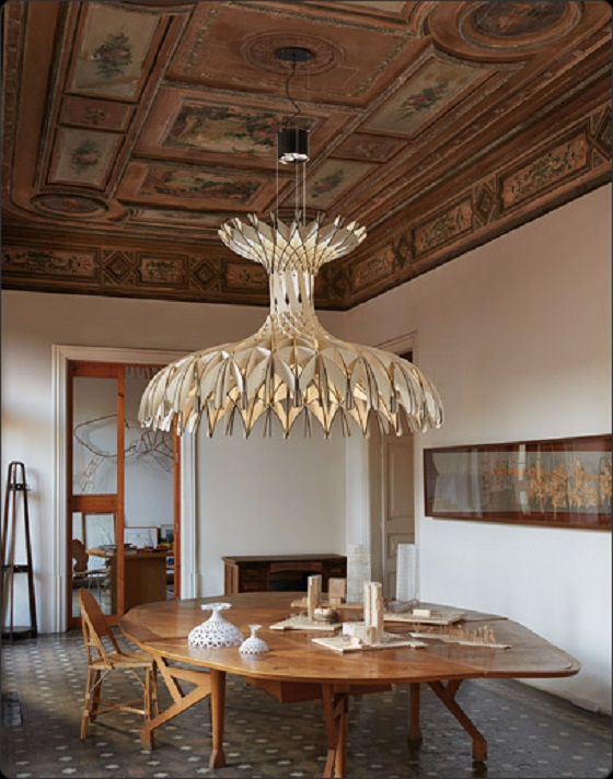 Dome pendant light Bover