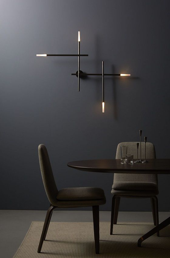 Kitami wall light from Venice M