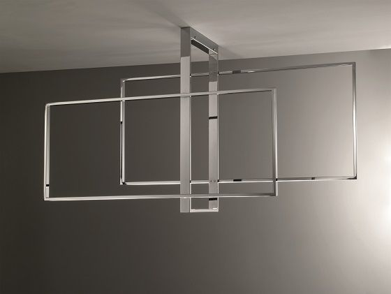 Mondrian LED ceiling-mounted chandelier from Venice M