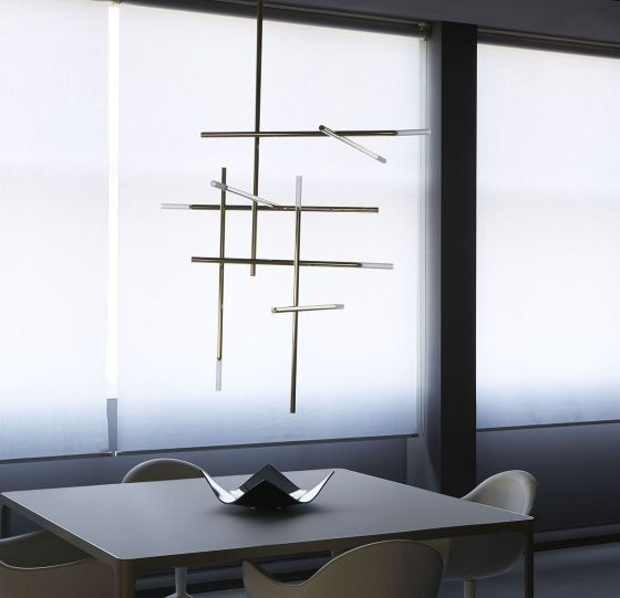 Kitami suspension large chandelier from Venice M