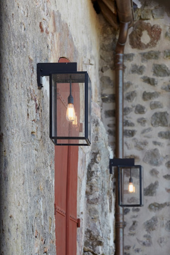 Nautic from Tekna Ilford lantern wall light