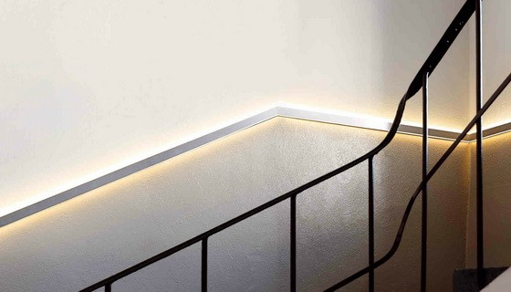 Millelumen Architecture linear light fitting