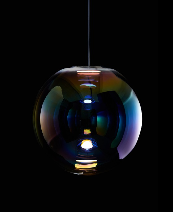iris pendant light from Neo/Craft