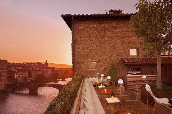 estro Kume cordless lights in Florence