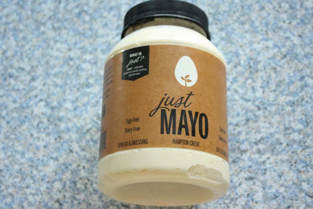 Hampton creek is a great alternative!