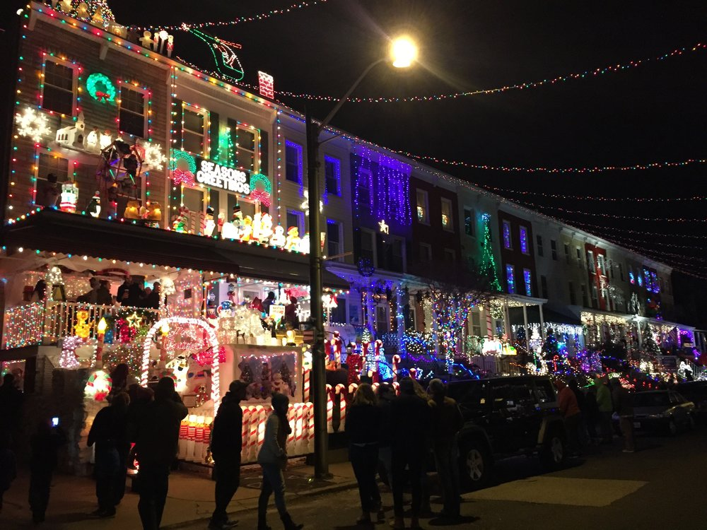 How to Celebrate Christmas in Baltimore
