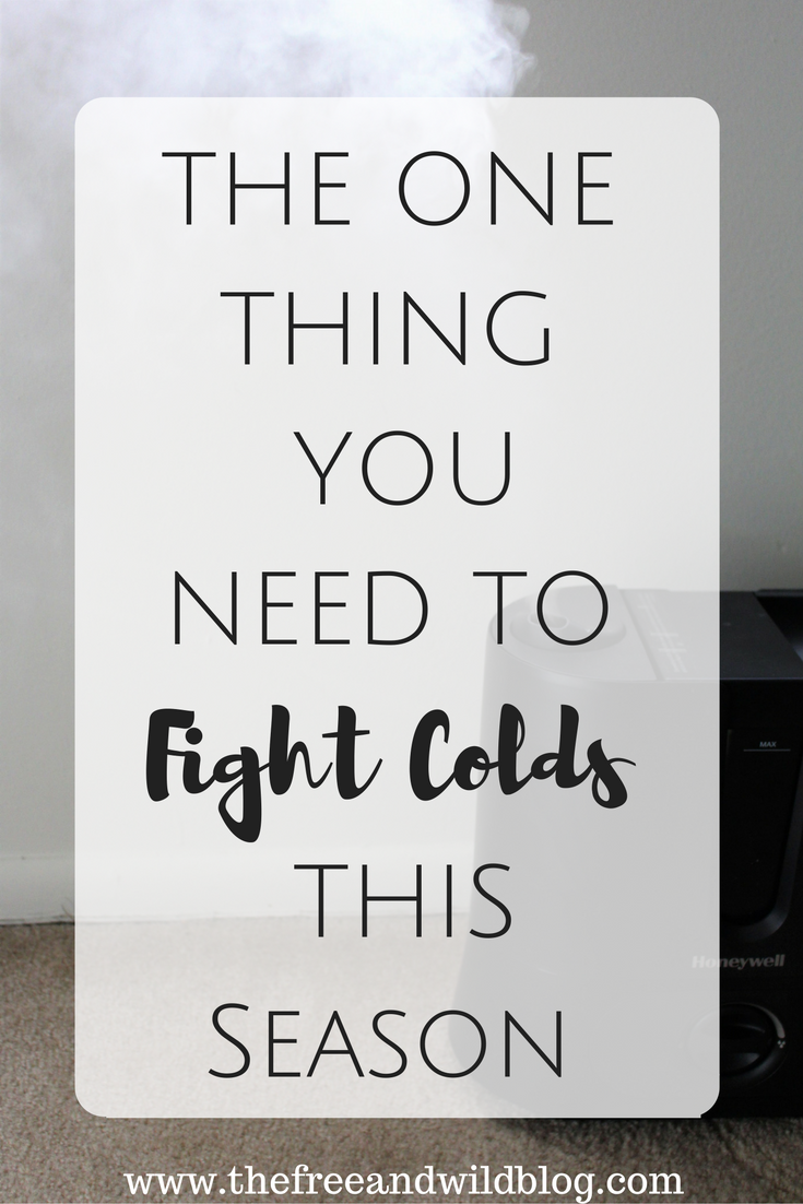 The One Thing You Need To Fight Colds This Season // The Free & Wild Blog