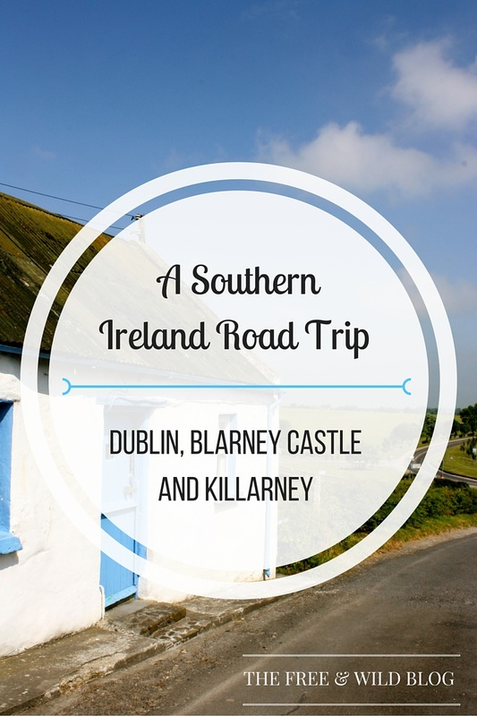 A Southern Ireland Road Trip // The Free & Wild Blog