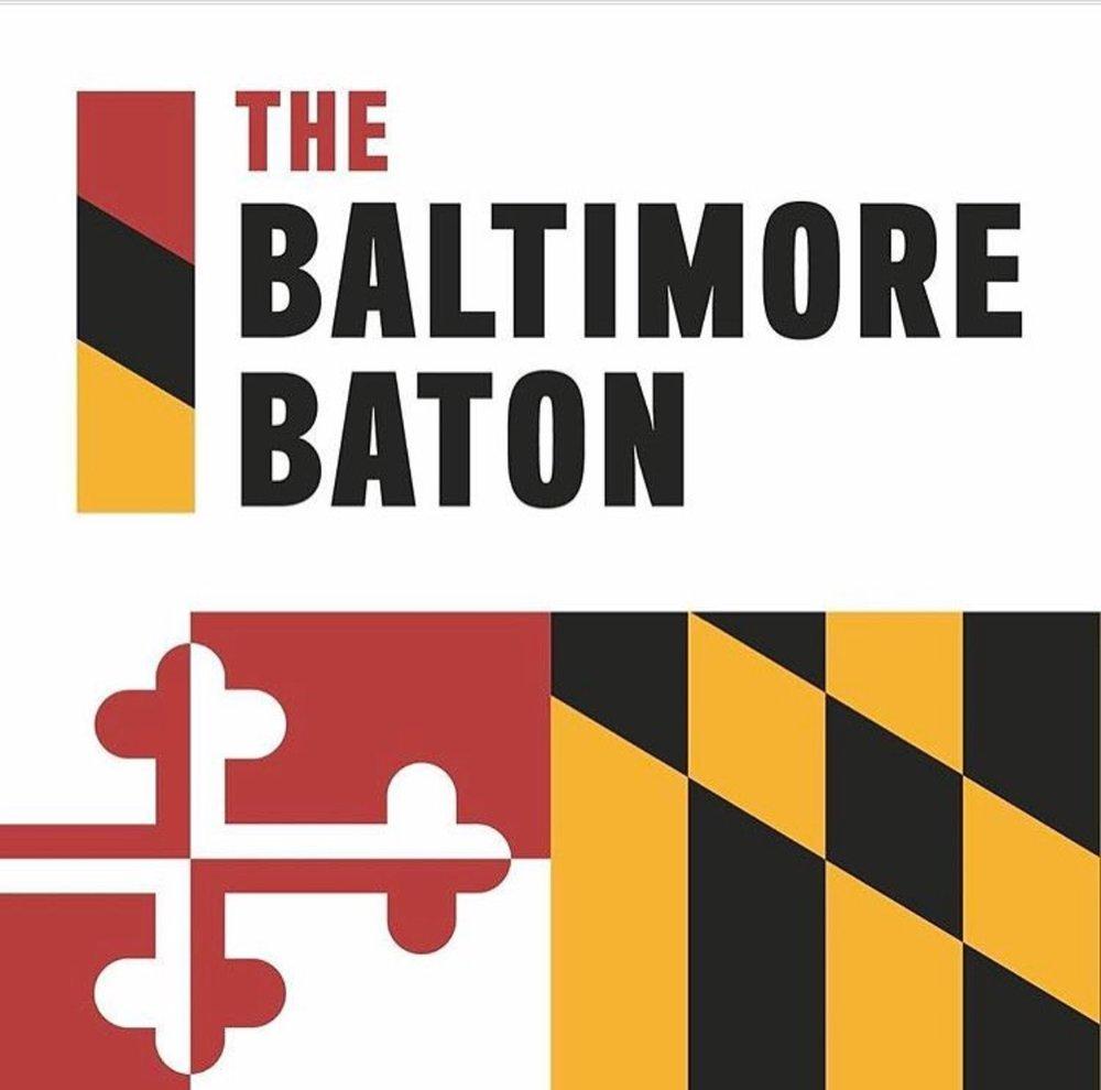 The Baltimore Baton // The Free & Wild Blog
