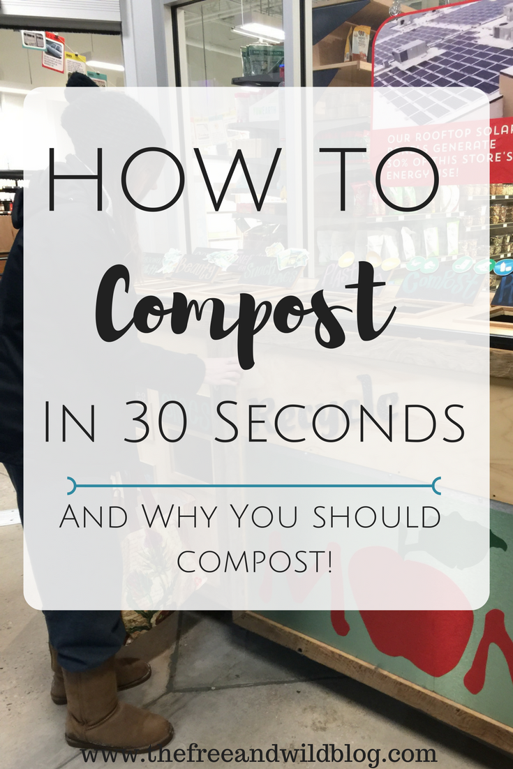 30 Second Composting //