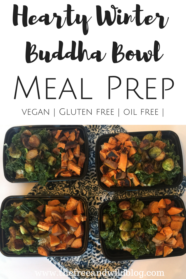 Hearty Winter Buddha Bowl // The Free & Wild Blog