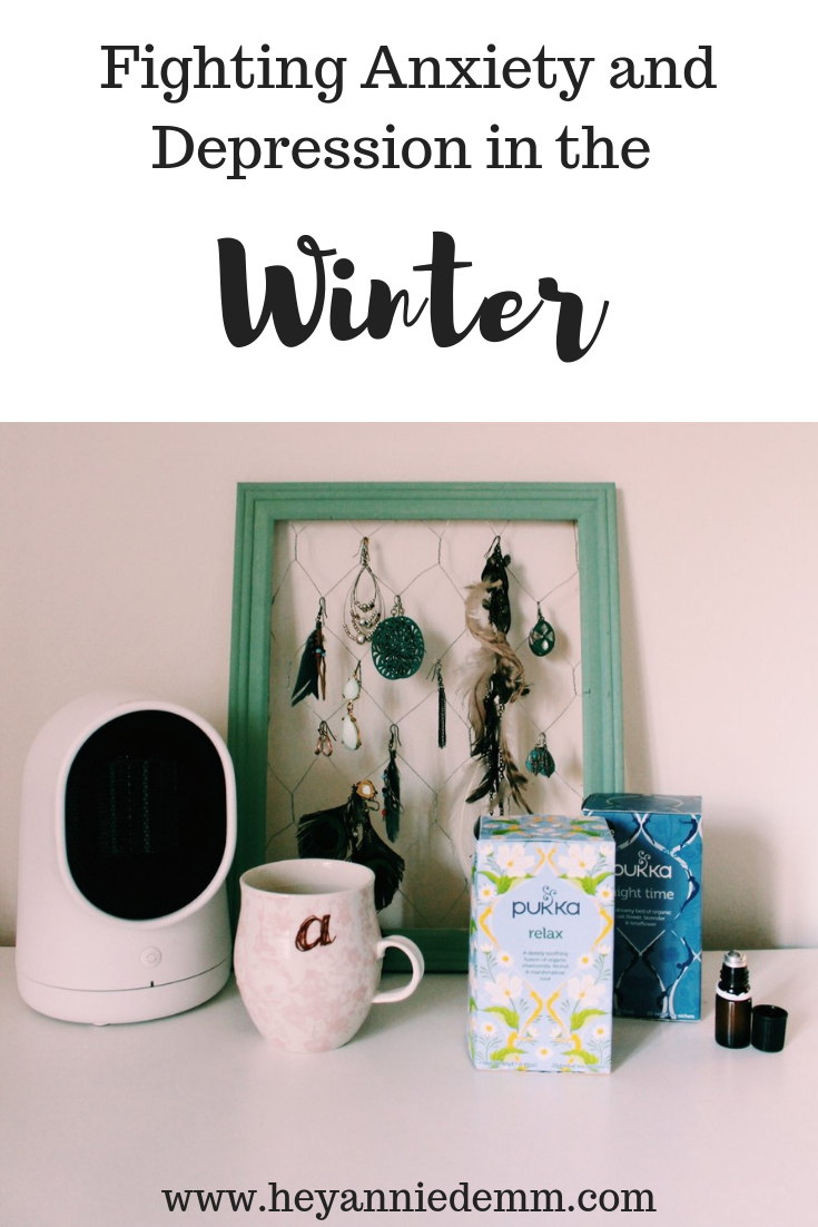 Fighting Anxiety and Depression in the Winter //