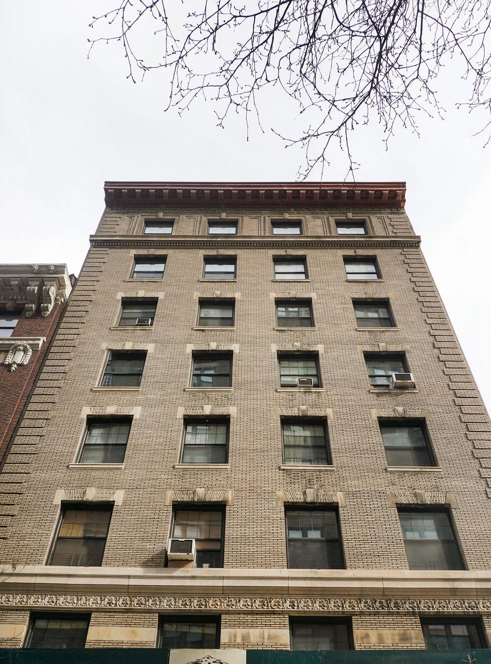 603 West 111th Street -