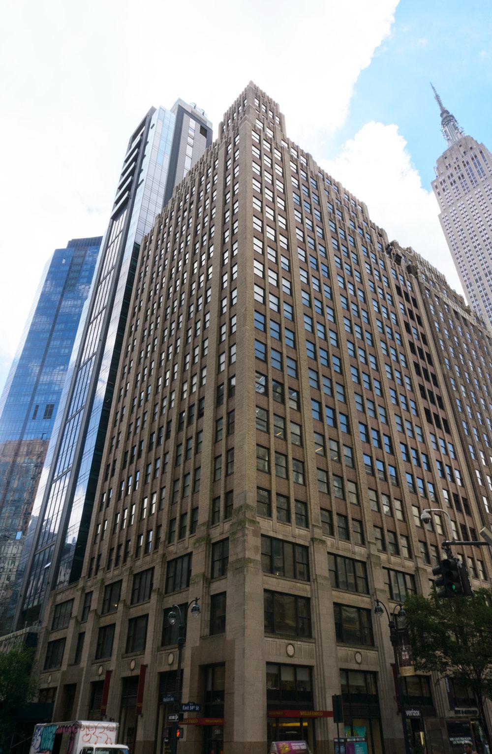 180 Madison avenue -