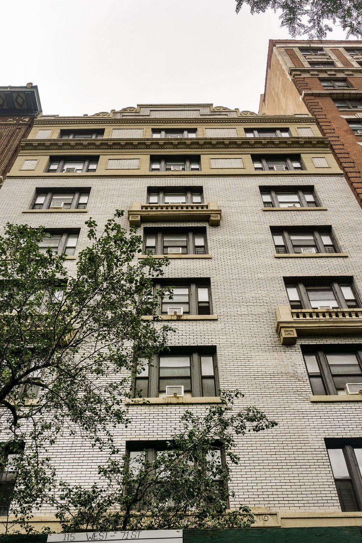115 WEST 71ST STREET -