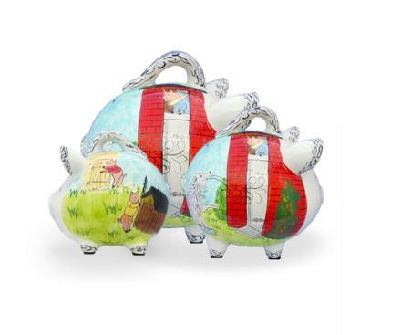 3 Little Pigs